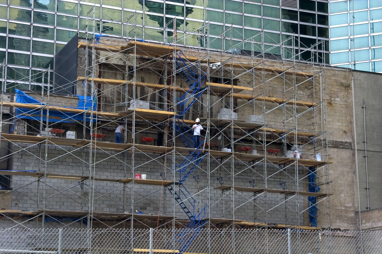 New York Scaffolding Accident Lawyer